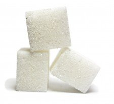 cukr kostky