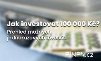jak investovat 100 000 kc nahled