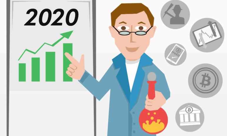 Velká predikce kryptoměn na rok 2020 - Půjdou konečně nahoru?