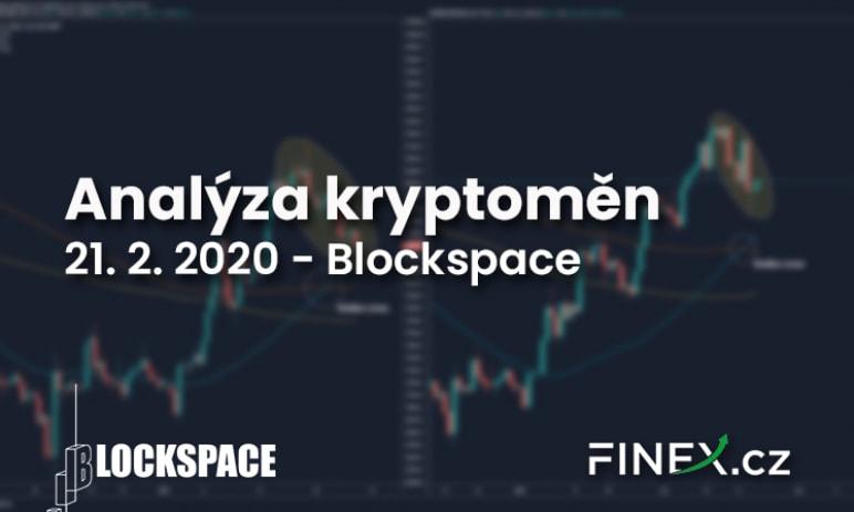 [Kryptoměny] Analýza 21. 2. 2020 – Kde hledat dno?