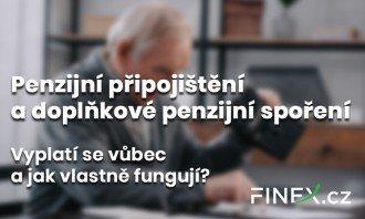 penzijni pripojisteni - penzijni fondy