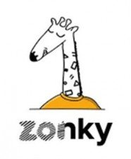 zonky zirafa