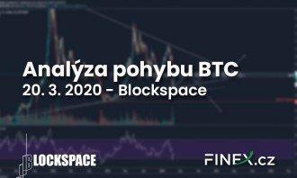 [Bitcoin] Analýza 20. 3. 2020 – Co znamená tento odraz BTC?