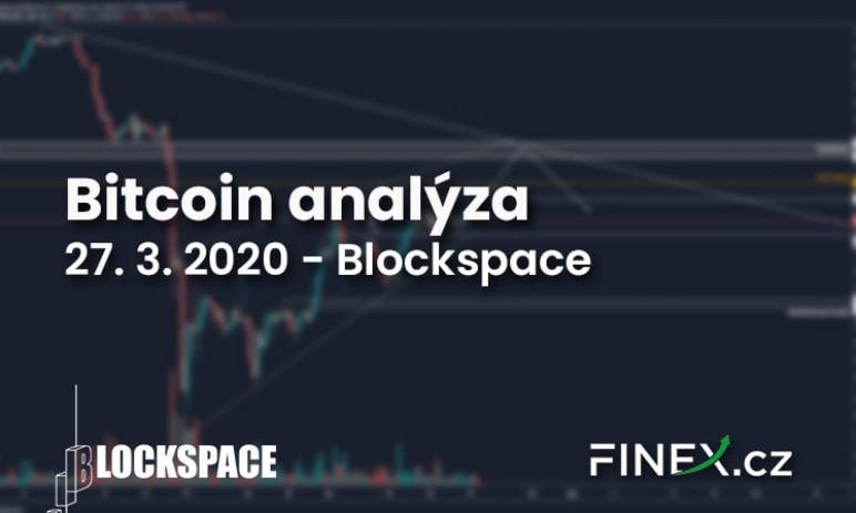 [Bitcoin] Analýza 27. 3. 2020 – Už jen čekáme na dokončení dna