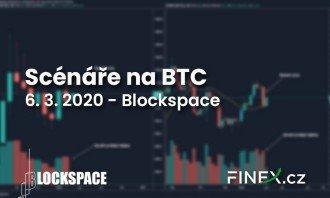 [Bitcoin] Analýza 6. 3. 2020 – Našli jsme dno, nebo je růst omezený?