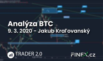 [Bitcoin] Analýza 9. 3. 2020 – Počkajte, celý dump ešte neskončil