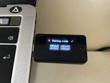 Párovací kód na zařízení