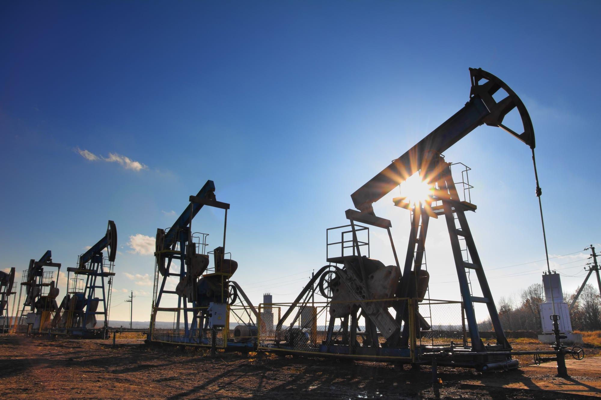 Cena ropy naftowej kontynuuje zwyżkę