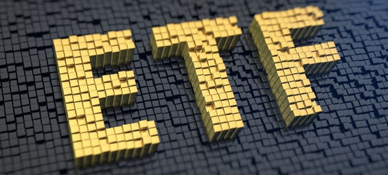 co je to etf - exchange traded funds