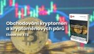 Obchodování kryptoměn a kryptoměnových párů – Recenze ebooku od XTB