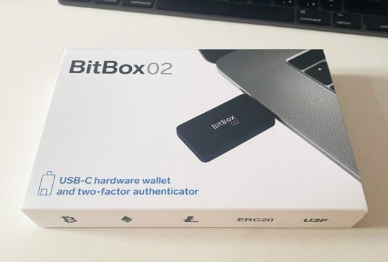 kryptoměnová peněženka bitbox