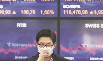 Akciové trhy se otřásají v základech. Španělsko, Itálie i Jižní Korea zakazují short-selling
