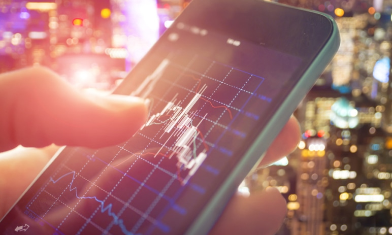 Trading v mobilu: vysoké zisky a vysoká rizika