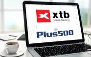Porovnání brokerů XTB vs. Plus500