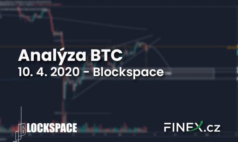 [Bitcoin] Analýza 10. 4. 2020 – Stojíme na prahu medvědího trendu?