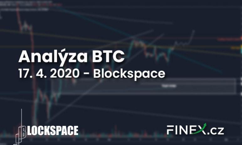 [Bitcoin] Analýza 17. 4. 2020 – Býci jsou při síle. Bude to stačit pro uptrend?