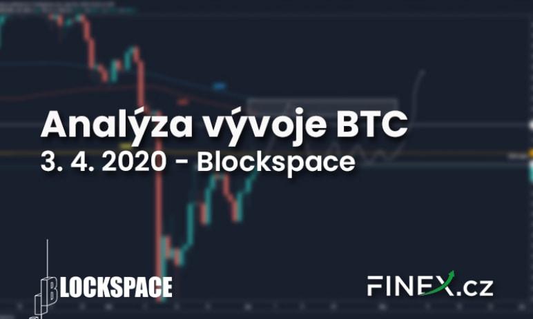 [Bitcoin] Analýza 3. 4. 2020 – Shorty byly zlikvidovány - a co dál?