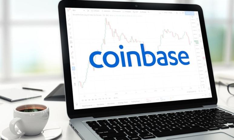 Nákup kryptoměn u Coinbase - návod krok za krokem