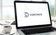 Návod: Nákup kryptoměn na CoinMate krok za krokem