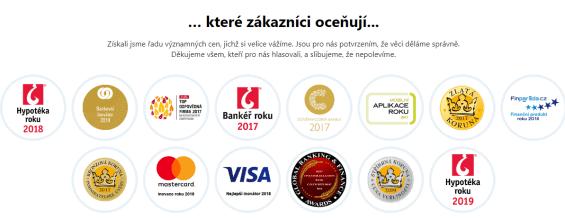 moneta money bank oceneni