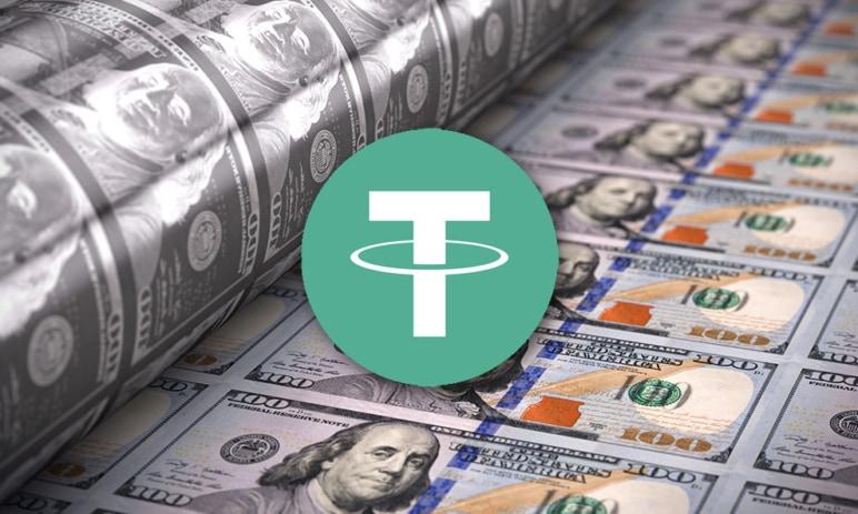 Do prostoru kryptoměn přibyly dvě miliardy dolarů - rostoucí zásoba USDT predikuje vzestup cen