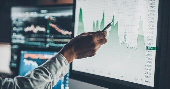 investování na finančních trzích
