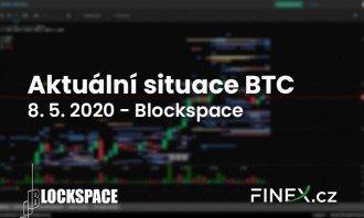 [Bitcoin] Analýza 8. 5. 2020 – Čeká nás pohalvingový dump?