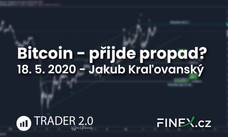 [Bitcoin] Analýza 18. 5. 2020 - Čo ďalej? Pôjdeme ešte nad 10 000 USD?