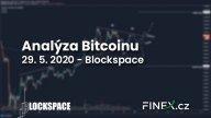 [Bitcoin] Analýza 29. 5. 2020 – Bitcoin v trojúhelníku – přetahování může začít