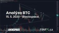 [Bitcoin] Analýza 15. 5. 2020 – Růst Bitcoinu slábne – tvoří se vrchol?