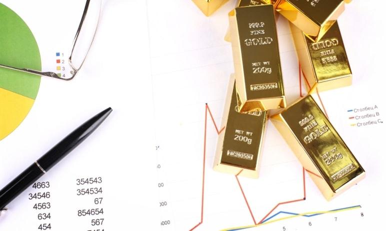 Zlato jako bezpečný přístav? Jaký byl vývoj zlata v období krizí?