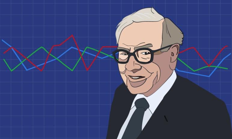 Které 4 akciové tituly tvoří 68 % portfolia Warrena Buffetta?