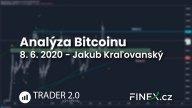 [Bitcoin] Analýza 8. 6. 2020 – Aktuálna situácia na Bitcoine