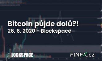 [Bitcoin] Analýza 26. 6. 2020 – Býci pomalu ztrácejí kontrolu