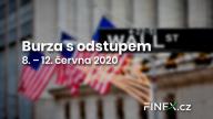 Burza s odstupem (8. – 12. června 2020) – Investování nebo krátkodobý trading?