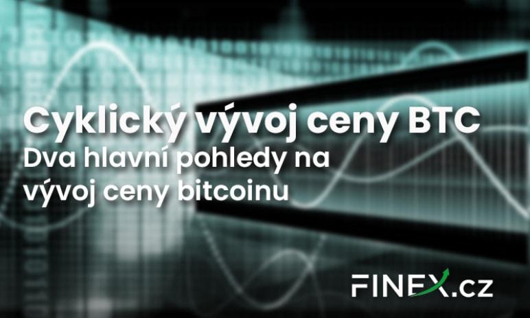 Cyklický vývoj ceny Bitcoinu - 2 hlavní pohledy na vývoj ceny BTC