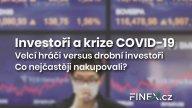 investori a krize