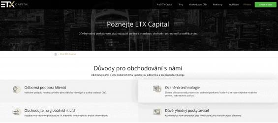 Broker ETX Capital