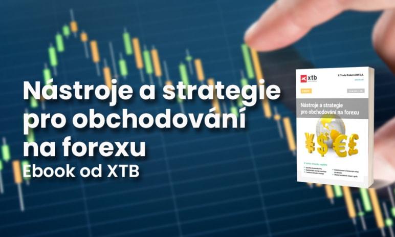 Nástroje a strategie pro obchodování na forexu - Recenze ebooku od XTB