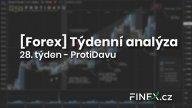 [Forex] Týdenní analýza (28. týden 2020) – Perné dny před námi?