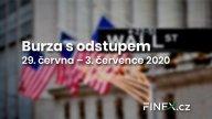 Burza s odstupem (29. června – 3. července 2020) – Přehnaný optimismus na trzích?