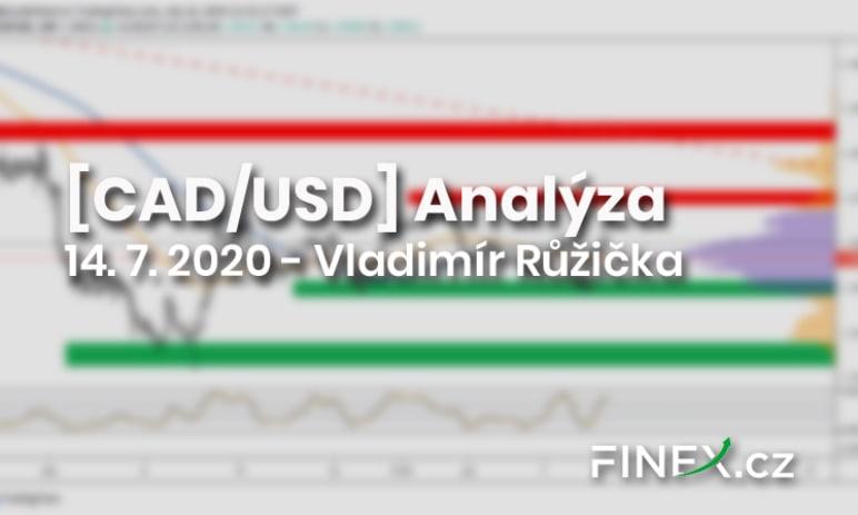 [Forex] Analýza CAD/USD - Silná ekonomická data z Kanady přinesla pouze vlažnou odezvu
