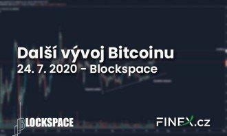 [Bitcoin] Analýza 24. 7. 2020 – Býčí breakout, nebo falešný pohyb nahoru?