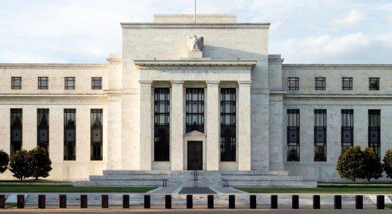 federální rezervní systém USA