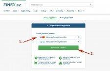 Jak koupit kryptoměny u Finex.cz kartou (1)