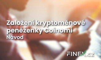 Jak si založit vlastní kryptoměnovou peněženku Coinomi [NÁVOD]