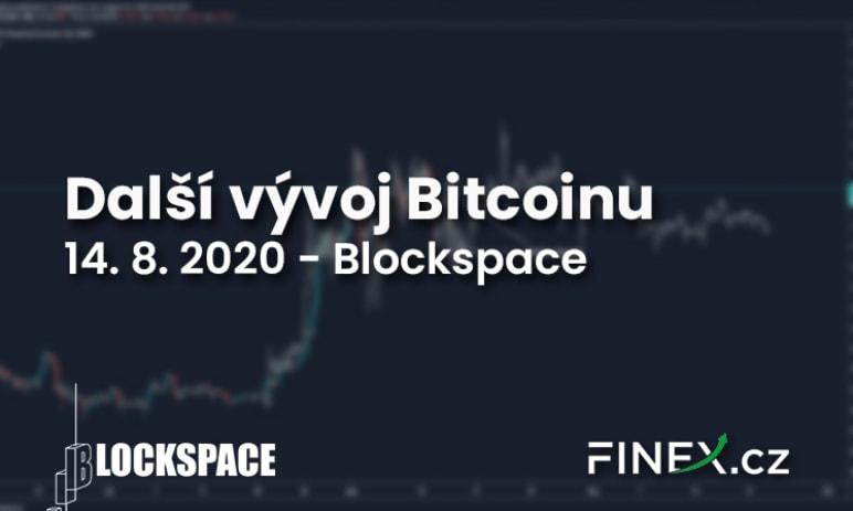 [Bitcoin] Analýza 14. 8. 2020 – Býčí sentiment v extrému