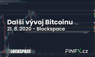 [Bitcoin] Analýza 21. 8. 2020 – Nezapomeňme na medvědy!