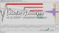 [Forex] Analýza USD/JPY – Japonský jen testuje důležitou rezistenci