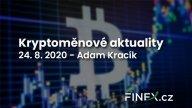 Kryptoměnové aktuality – Velcí hráči na poli kryptoměn i nadále kupují Bitcoin